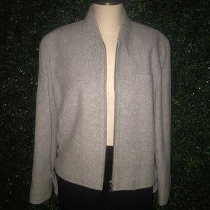 Ralph Lauren gray light jacket